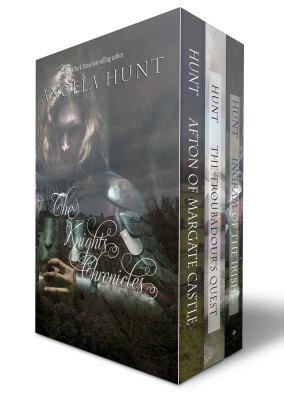 The Knights' Chronicles–Three books in one!